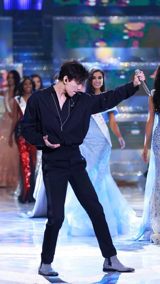 Dimash Kudaibergen Miss World 2018 | Dimash The Singer